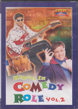 Heroes In Comedy role Vol 2   [Comedy Scene from Hindi Film] - Dvd