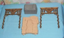 vintage Indiana Jones ROTLA WELL OF THE SOULS PARTS LOT #15