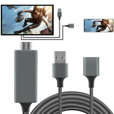 1080P Hdmi Mirroring Cable Phone to Tv Hdtv Hub Adapter For Samsung S10 A10e S20