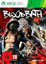 Pal version Microsoft Xbox 360 Bloodbath