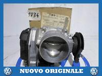 UNITA' COMANDO FARFALLA THROTTLE VALVE CONTROL ORIGINALE AUDI A4 A6 VW PASSAT