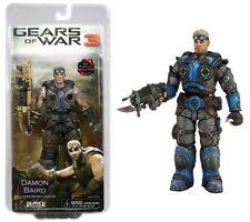 "Gears of War Judgment - DAMON BAIRD & Retro Lancer - NECA 7"" (ca.18cm) - NEU+OVP"