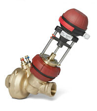 IMI HYDRONIC ENGINEERING TA-FUSION-P Combined Control and Balancing Valve (0035)