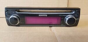 KENWOOD KDC-W6041U CD FACE OFF FRONT SECURITY PANEL ONLY,POP FASCIA,