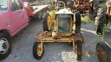 International Farmall Cub Tractor Amp Belly Mower