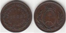 Monnaie 1 Decimo Buenos Aires 1822