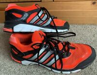 Mens Adidas Red Response RSP Cushion Trainers - UK Size 10