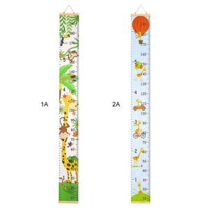 Kinder Messlatte Leiste Möbel 10-200 cm Holz Wachstumsmesser Messleiste Deko GN