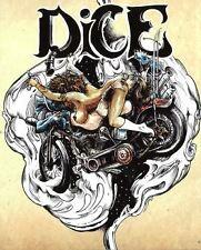 DicE magazine #69 magazine harley shovelhead panhead knucklehead chopper Triumph