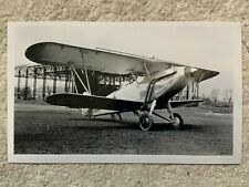 More details for hawker hart k5817 - 9 fts thornaby 1936 - photo (15.5cm x 9.5cm approx)