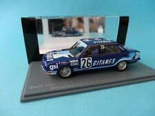 BMW 528 i GITANES - 2nd 24h SPA FRANCORCHAMPS 1982 ETCC - 1/43 NEW - NEO 45667