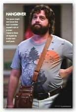 THE HANGOVER WOLF PACK Poster - Zach Galifianakis Full Szie Poster ~ Alan  Wolf