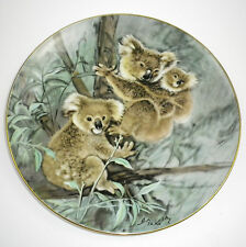 LARGE Noritake KOALA Wall Plate