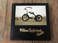 WILLIAM EGGLESTON'S GUIDE 1976 FIRST EDITION Rare