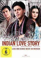 Indian Love Story - Lebe und denke nicht an morgen von Ni... | DVD | Zustand gut