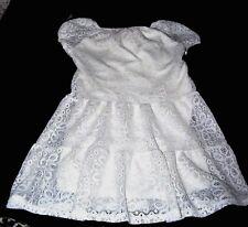 Girls Lace Dress Size 6-6x