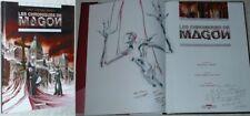 lapeyre - chroniques de magon 1 - BD EO 2003 + dedicace couleurs