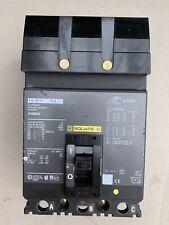 Square D Fa36040 3 Pole 40 Amp Circuit Breaker Fa 40 A