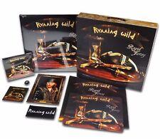 RUNNING Wild-RAPID Foray BOXE Inc. Digi CD, 2lp, Sticker, Button, Sota...