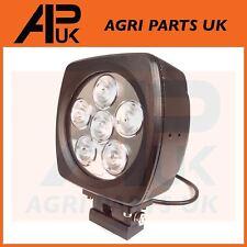 60W CREE LED Trabajo Luz Lámpara 10-30V luz de inundación Excavadora Tractor Camión Jeep ATV
