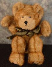 Boyds Bears Plush Rustley Leadbottoms Fabric J.b. Bean Associates 5102011