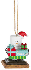Smores Snowman 2020 Annual Christmas Ornament, by Midwest CBK