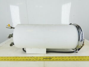 Tiocco Inline Hydraulic Oil Filtration Housing Canister