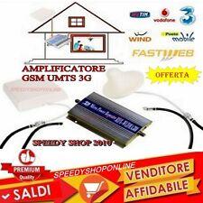 AMPLIFICATORE  SEGNALE  UMTS 3G RIPETITORE ANTENNA TIM VODAFONE TRE WIND