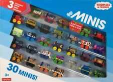 Thomas & Friends MINIS 30 Pack Includes 3 Exclusive Slime Trains Brand New