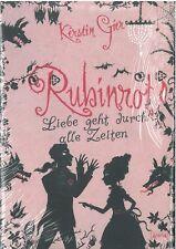 Rubinrot / Liebe geht durch alle Zeiten Bd.1 von Kerstin Gier (2009, Gebundene A