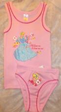 2 - tlg. Unterwäsche-Set, Hemd / Unterhose, Gr.128, Disney Princess Cinderella