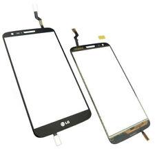 Kit VETRO+TOUCH SCREEN per LG OPTIMUS G2 D802 PER LCD DISPLAY NERO VETRINO NEW