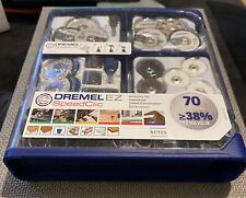 Dremel 70 Piece EZ Speedclic Multipurpose Accessory Set 2615E725JA