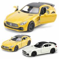 1:36 Mercedes-Benz AMG GT R Sportwagen Metall Die Cast Modellauto Auto Spielzeug