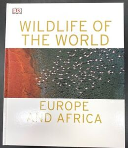 NEW WILDLIFE OF THE WORLD - EUROPE AND AFRICA 9780241359945