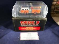 P-71 CODE 3 DIE CAST 1:64 SCALE PRESERVE THE HONOR FIRE - FIREHOUSE EXPO 2004