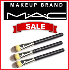 FOR SALE  Mac 190 Brand Feel Face Foundation Brush X 1 BRAND NEW