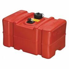 Scepter Marine 08668 12 Gal Red Polyethylene Portable Fuel Tank