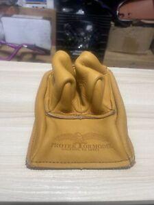 Protektor Model #13E Rabbit Ear Rear Bag. Empty.