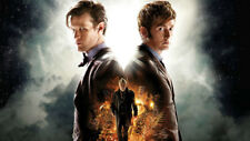 Doctor Who Serie Britanica David Tennant Silk Poster Wallpaper 24 X 14 inch