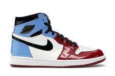 Nike Air Jordan 1 Retro High OG Fearless UNC Chicago, Size UK 4.5 US 5 EU 37.5