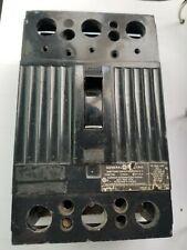 Ge Tqd 3Pole 100 Amp 240V Circuit Breaker