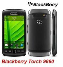 BlackBerry Torch 9860 - 4GB - Black ATT  Smartphone