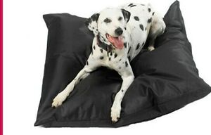 Waterproof Dog Bed Heavy DutyCover Hardwearing Puppy Pet Cushion Mattress Tough