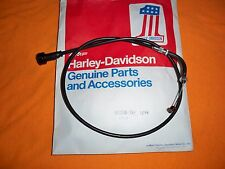 AERMACCHI HARLEY AMF NOS GRIP CABLE 56306-78P 1978 SX175