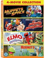 The Muppets Film Collection(4 Film) Nuovo DVD Region 2