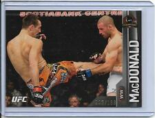 2015 TOPPS UFC CHAMPIONS RORY MACDONALD 3/188