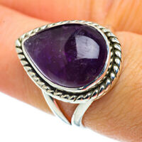 Amethyst 925 Sterling Silver Ring Size 7.75 Ana Co Jewelry R43105F