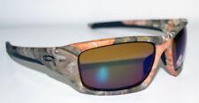 Gafas de sol de hombre azul Oakley de plástico