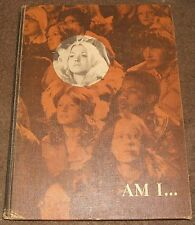 1974 GARDEN CITY COMMUNITY COLLEGE Kansas YEARBOOK Broncbuster